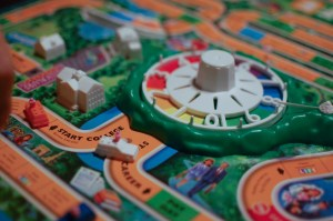 If you want predictable, you're better off with the board game.